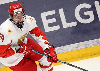Maxim Groshev at WJC!