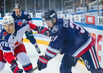 "The forward of ""Neftekhimik"" Alexander Chernikov summed up the results of away games"