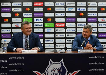 "Head coaches of ""Neftekhimik"" and ""Ak Bars""  summed up the outcome of the game"