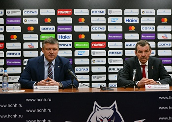 "The Head coaches of the teams summed up the result of the game ""Neftekhimik"" - ""Spartak"""