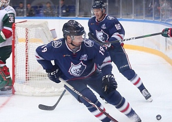 """NEFTEKHIMIK"" EXCHANGED ALEXANDER RYBAKOV"